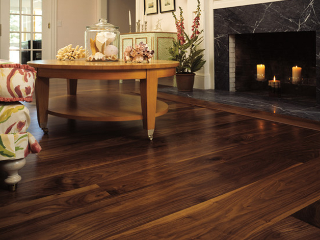 American Black Walnut Flooring