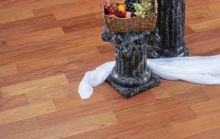 Brazilian Cherry Flooring Natural Handscraped Finish