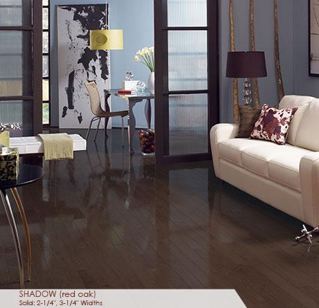 White Oak Chestnut Solid Prefinished