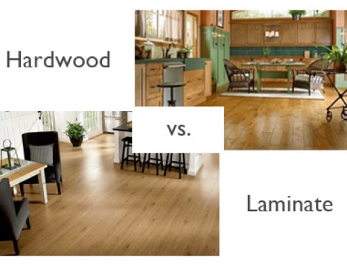Wood Floors vs. laminate flooring: what's the difference?