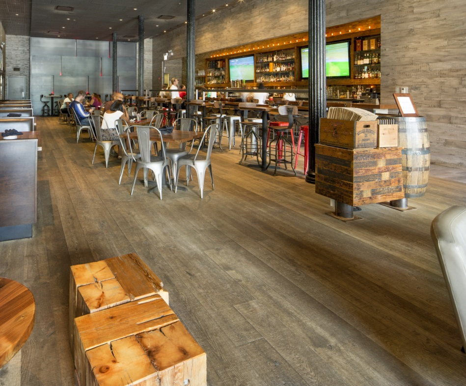 Wide-Plank-Oak-Flooring-Hakwood-Chiaro Finish -Install 2