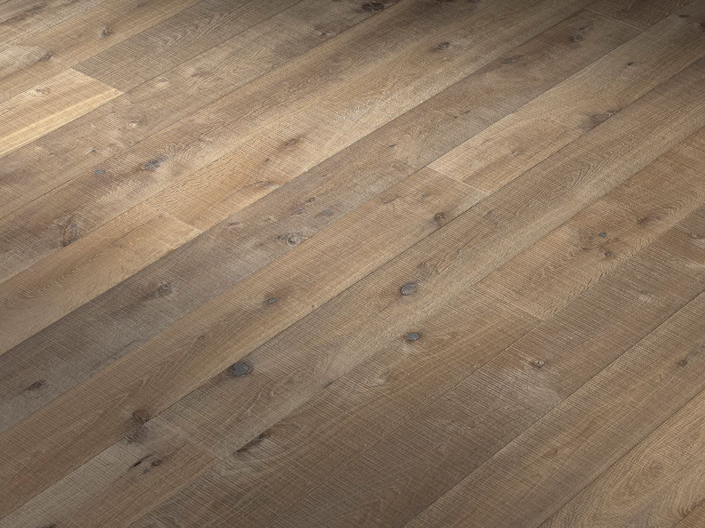 How to finish white oak floors thefloors co for Hardwood floor finishes