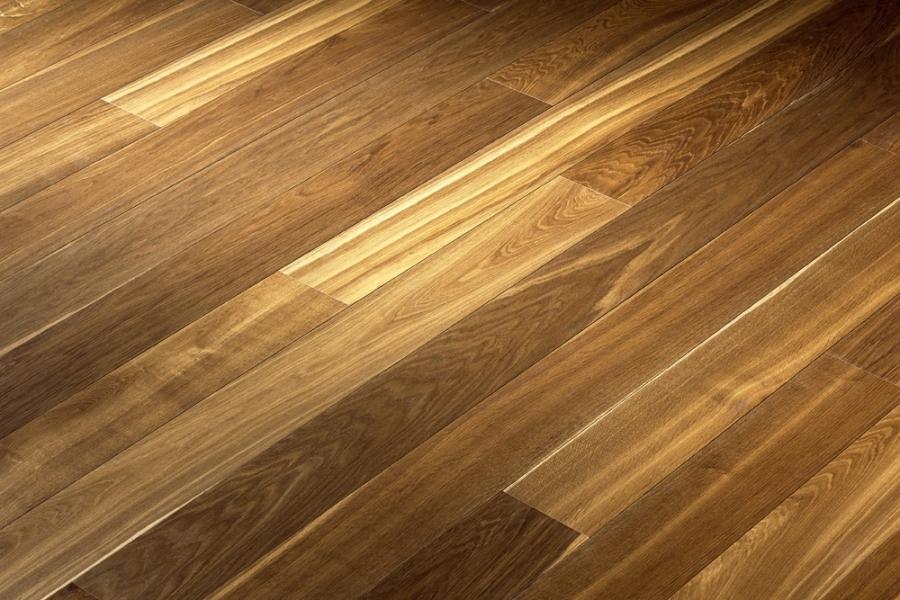 Wide Plank Oak Flooring Hakwood Genuine Finish