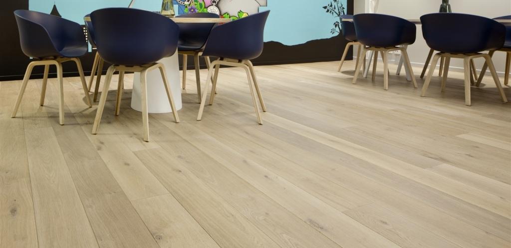 Wide-Plank-Oak-Flooring-Hakwood-Noble Finish-Install 1