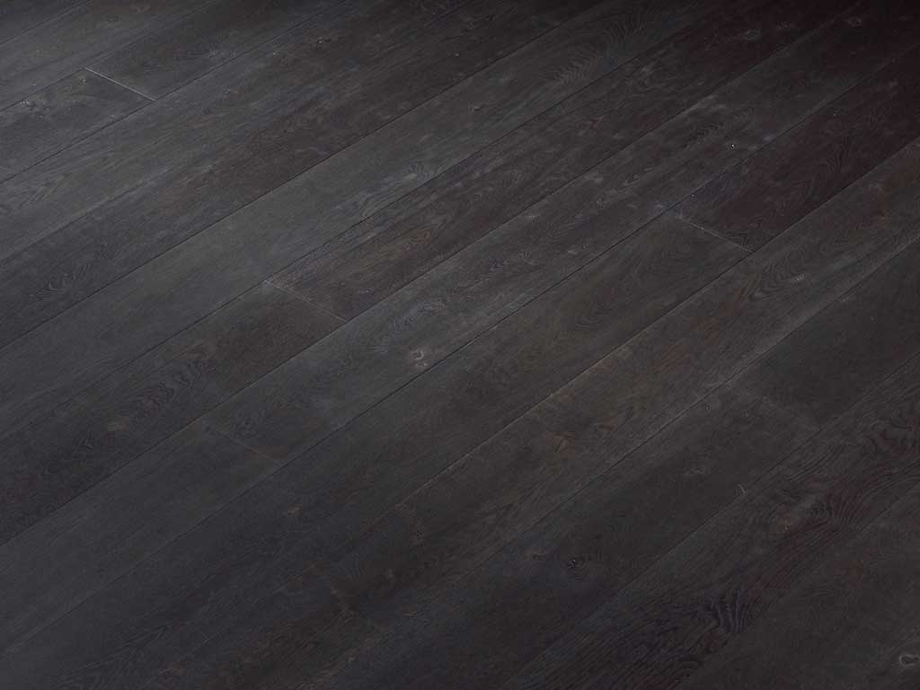 Wide Plank Oak Flooring Hakwood Shadow Finish