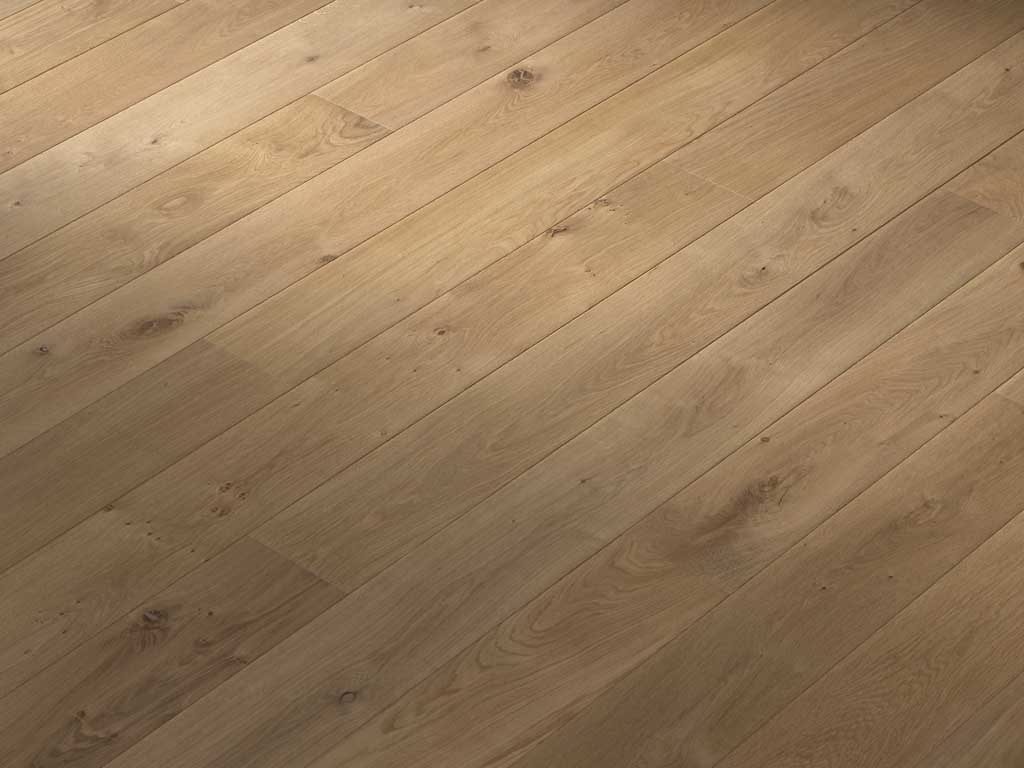 Wide Plank Wood Flooring Oak Hakwood Aura Finish